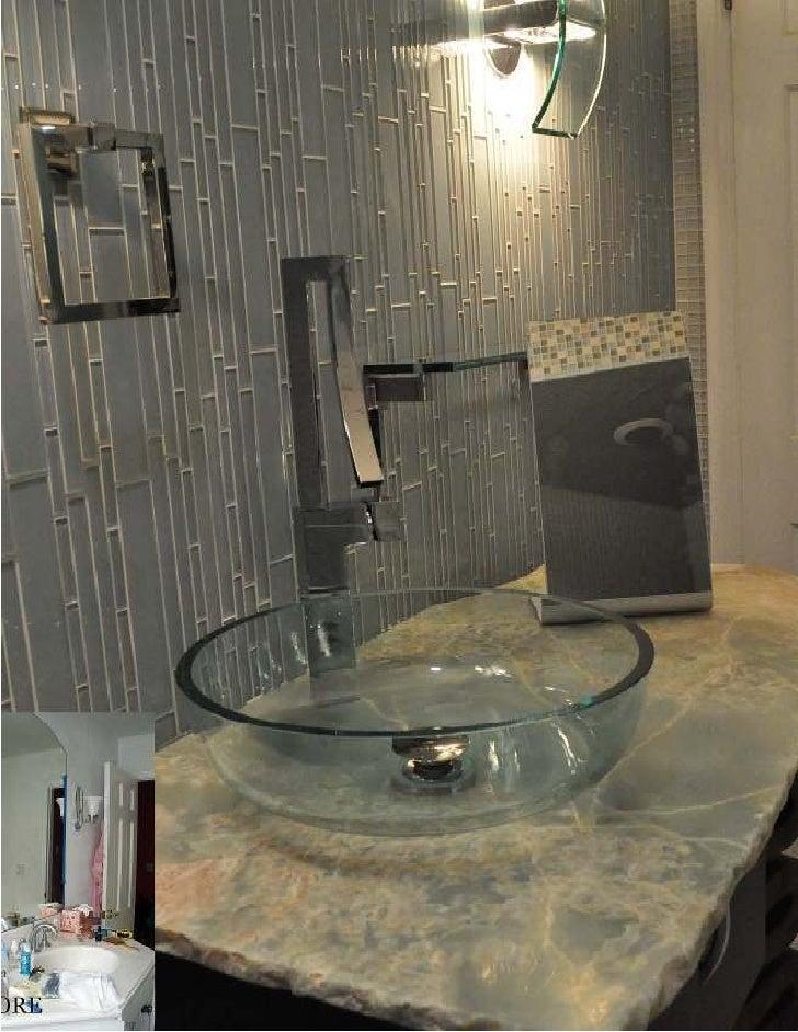 Rosanna Robin Glass Bath