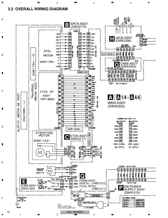 pioneer deh 63ub wiring diagram pioneer deh