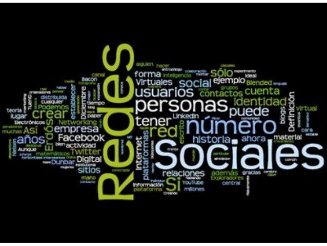 Una Red social es un servicio dirigido a comunidades de usuarios en los que se les permite intercambiar fotos, archivos, a...