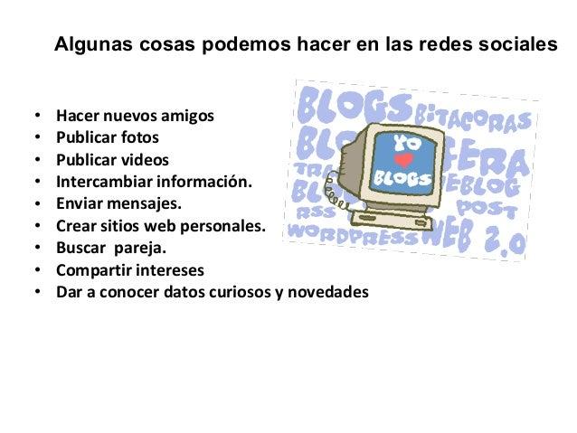 Redes Sociales - Introducción Slide 3