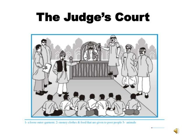 a wise judge story