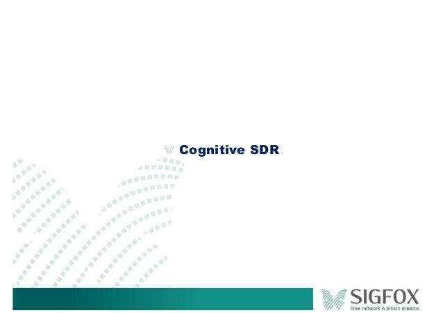 Cognitive SDR