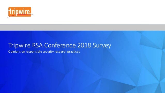 Most RSAC Attendees Favor Shorter Vulnerability Disclosure Timelines
