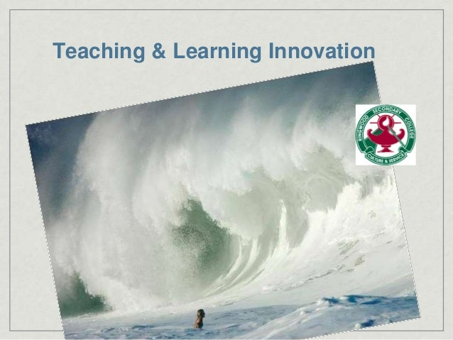 Teaching & Learning Innovation