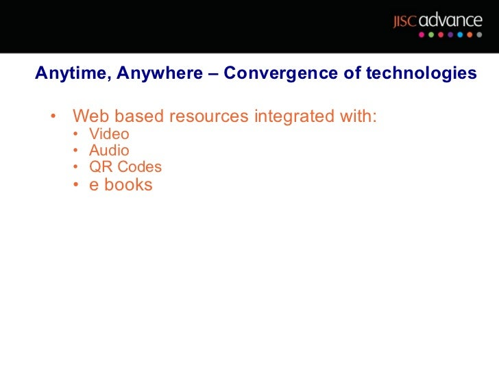 <ul><ul><li>Web based resources integrated with: </li></ul></ul><ul><ul><ul><li>Video </li></ul></ul></ul><ul><ul><ul><li>...