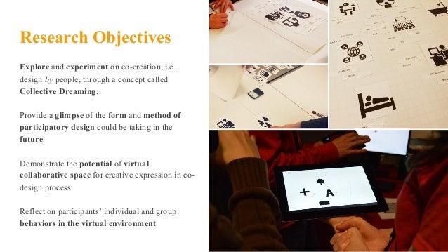 David McKenzie, Darwin Muljono and Elizabeth B.-N. Sanders:  Collective Dreaming in a Virtual World: The First Step Slide 3