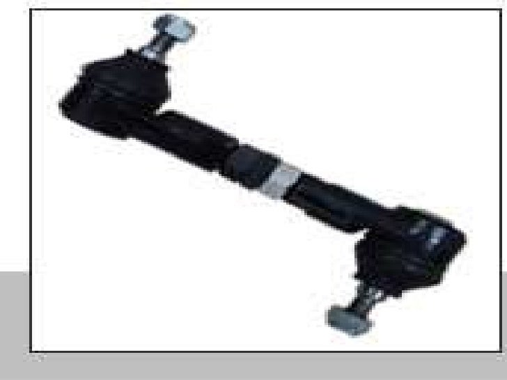 AUTOMOTIVE PARTS<br />Manufacturer of Steering & Suspension Components<br />AN ISO 9001:2000 COMPANY<br />
