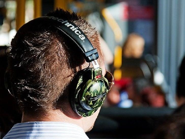Listening (onheadphones,iftheyarenotconfusedteenagerswithnosense            forbass)