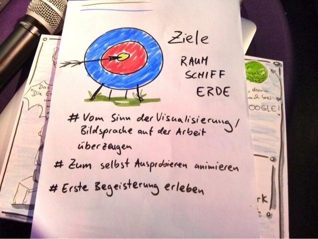 Der Visuelle Virus auf der Arbeit @RSE13