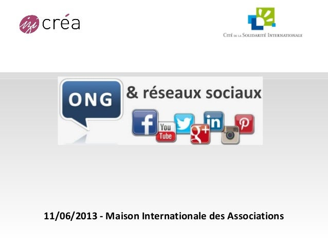 11/06/2013 - Maison Internationale des Associations