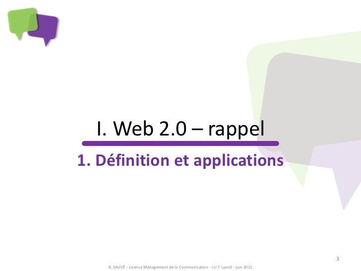 RSE - réseau social d'entreprise - soutenance de licence professionnelle Slide 3
