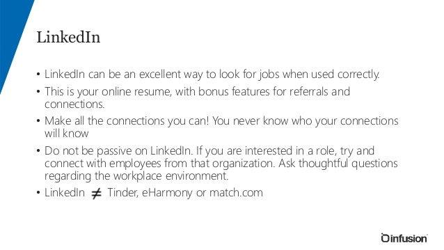 LinkedIn U2022 LinkedIn ...  Linkedin Resume Tips