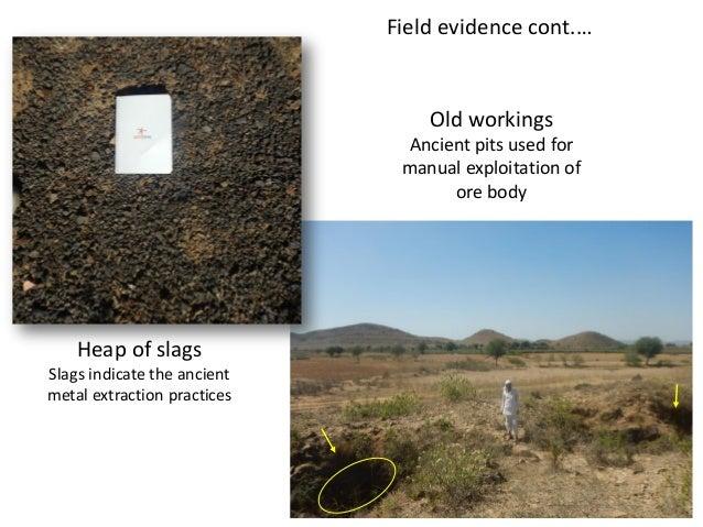 Remote sensing for mineral exploration