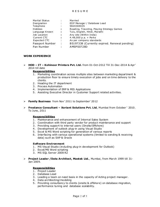 sample resume database architect resume for search and sample resume database architect resume for search and