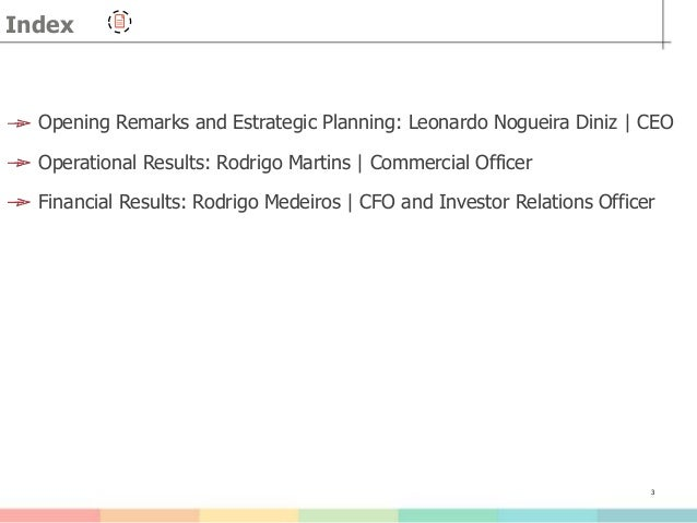 3Q13 Results Presentation Slide 3
