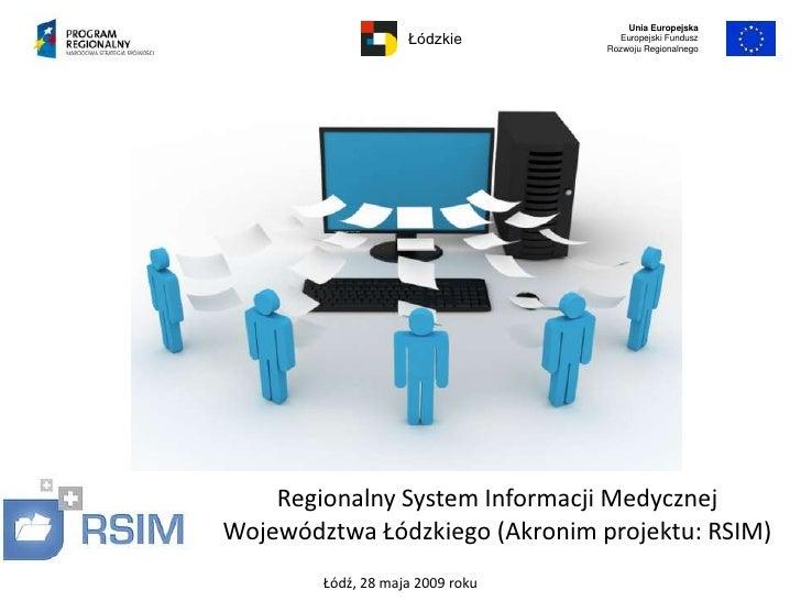 Unia Europejska                     Łódzkie         Europejski Fundusz                                   Rozwoju Regionaln...