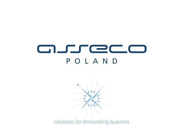 solutions for demanding business  Podsumowanie aktualnego etapu projektu: Usługi Regionalnego Systemu Informacji Medycznej...