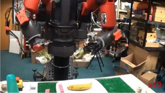 FingerVision: Vision-based Tactile Sensing 8 Multimodal tactile sensing Force distribution Proximity Vision  Slip / Defor...