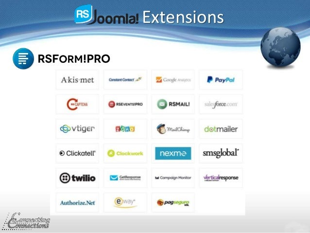 Extensions Features:
