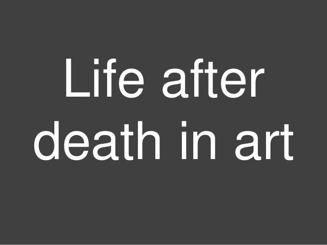 An analysis of life after death in dantes inferno