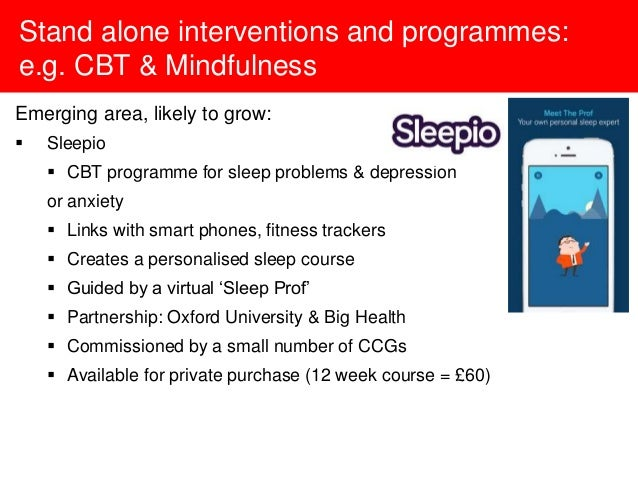 Mental health: the prefect subject for app use
