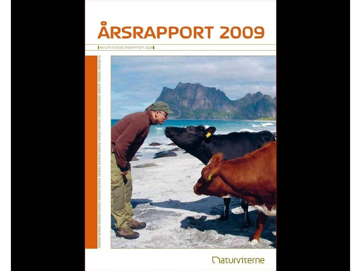 Naturviternes årsmelding 2009