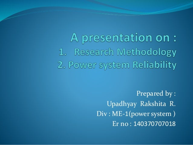 RELIABILITY ENGINEERING AUTOMATION LABORATORY   Wichita State     phd thesis on power system reliability