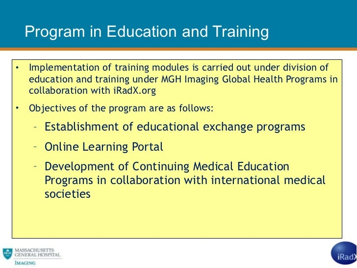 implementing a training and development program Trainers should be well aware that all training and development programs need to be training programs should of the training needs before implementing.