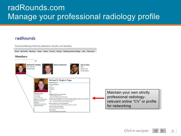 social media for radiologists - how to become more productive using s…, Human Body