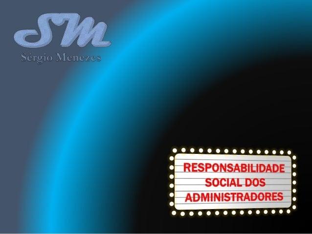 Responsabilidade Social Não É  Filantropia!!!