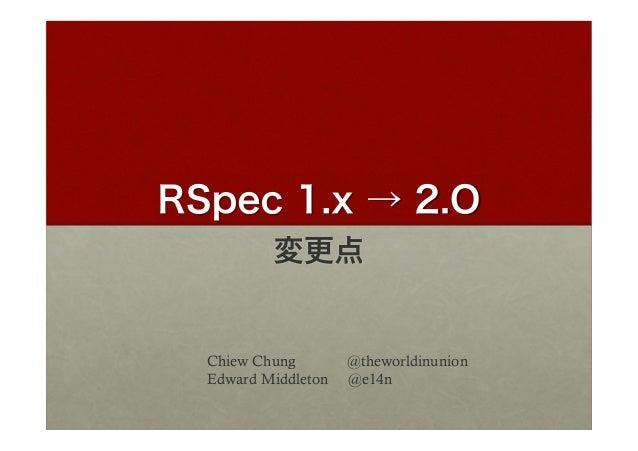 Chiew Chung        @theworldinunion Edward Middleton   @e14n