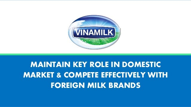vinamilk core value Import value of products from us,  vinamilk's core business is the production of dairy products such as powder milk, drinking milk, yoghurt and ice cream.