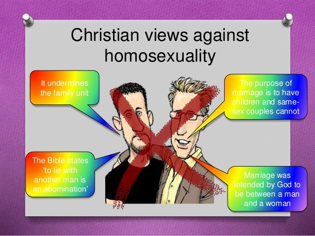 Traditional christian views on sex