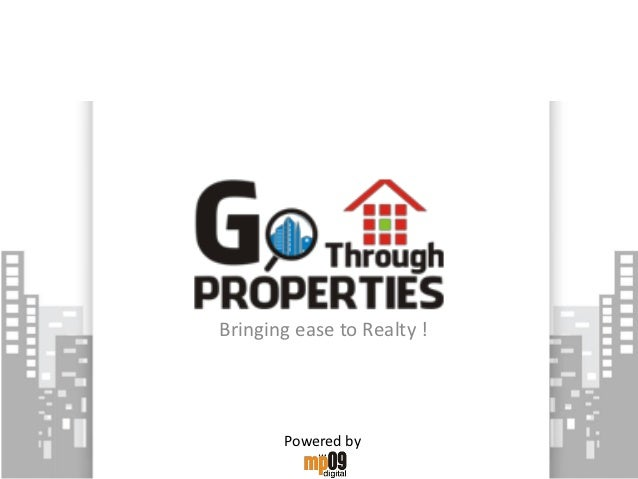 Bringing ease to Realty !       Powered by