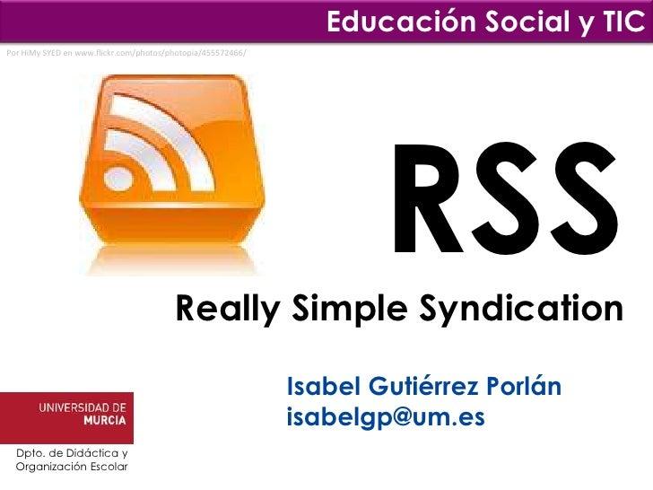 Educación Social y TICPor HiMy SYED en www.flickr.com/photos/photopia/455572466/                                        Re...