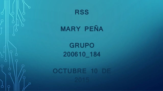 RSS MARY PEÑA GRUPO 200610_184 OCTUBRE 10 DE 2015