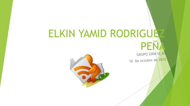 ELKIN YAMID RODRIGUEZ PEÑA