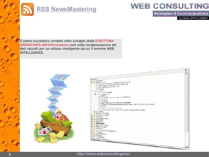 Il passo successivo consiste nello sviluppo della  STRUTTURA GERARCHICA dell'Informazione  cioè nella riorganizzazione dei...