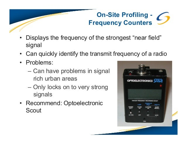 Radio Reconnaissance In Penetration Testing