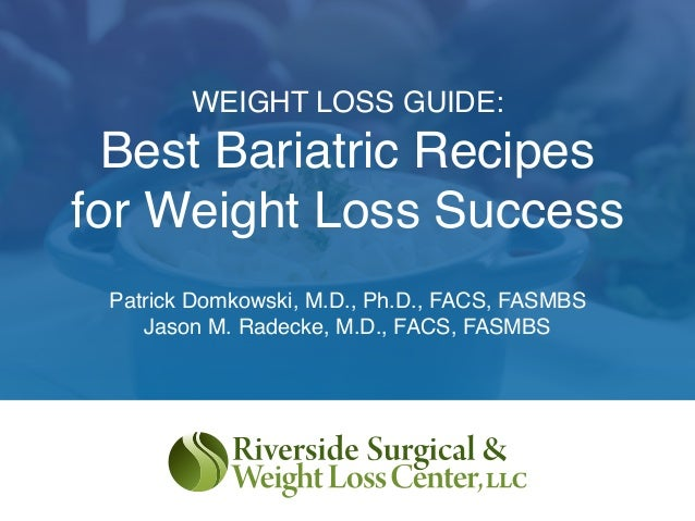 Best Bariatric Recipes For Weight Loss Success
