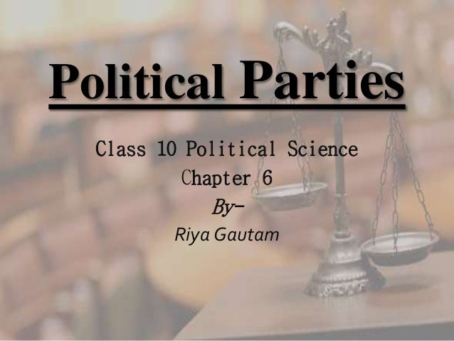 political science chapter 3 This section provides the list of required readings for each session of the course.