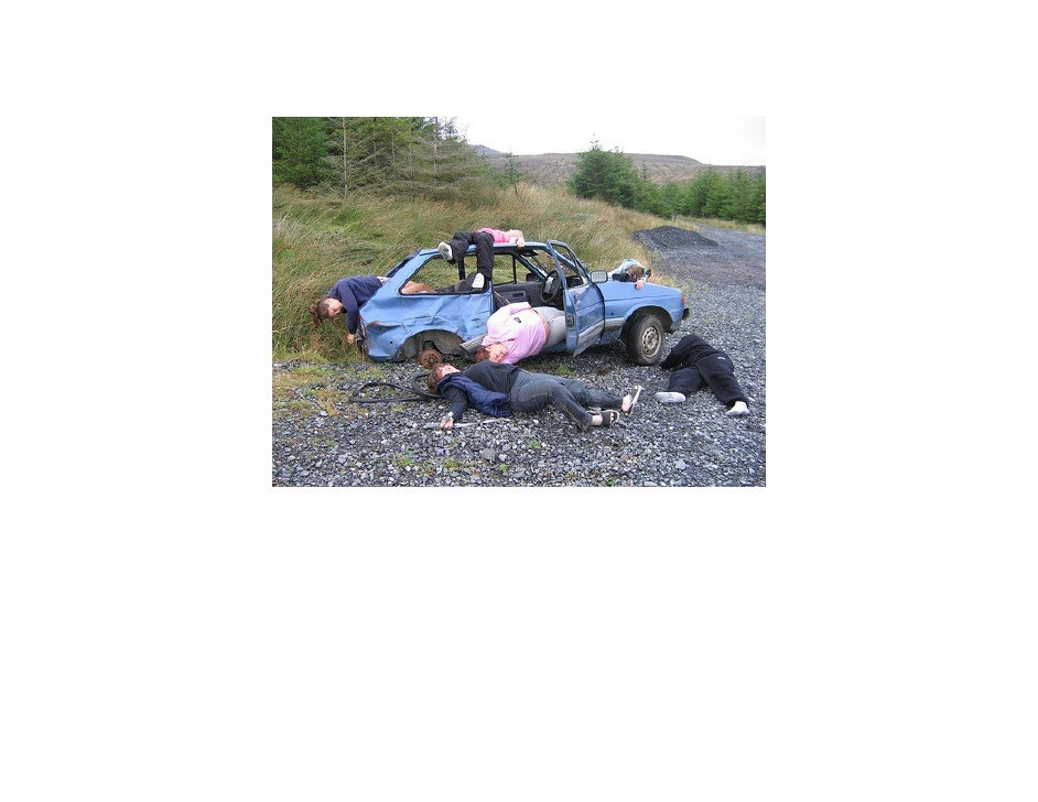 Road Accident Images For Road Safety