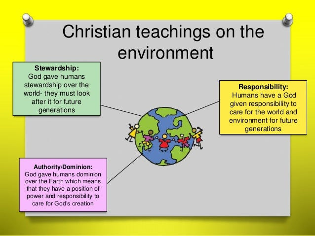 a christian view of the environment The christian broadcasting network the 700 club  christians and the environment  clear and realistic view of our planet it was created good and reflects .
