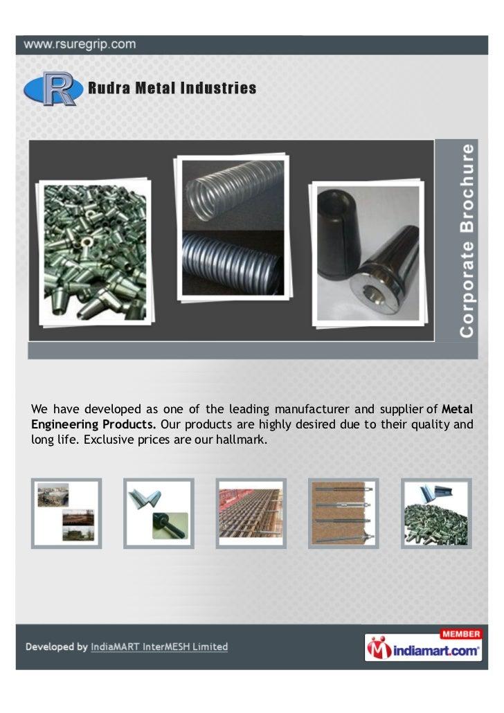dd3aeb334 Rudra Metal Industries
