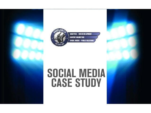 social media analytics case study pdf