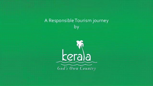 A ResponsibleTourism journey by