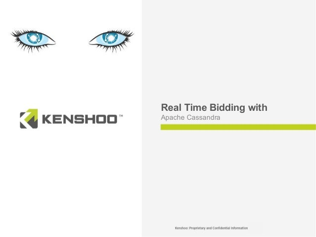 Real Time Bidding with Apache Cassandra