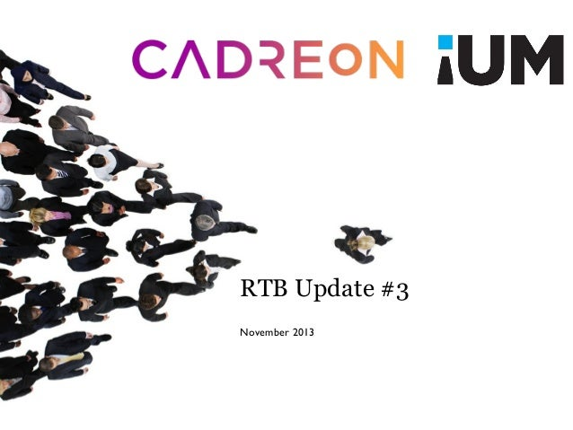 RTB Update #3 November 2013