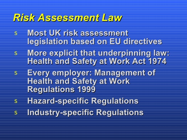 Rtb Wkplace Health Safety  Risk  V F