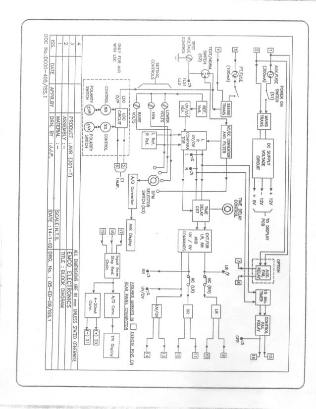 rtcc & avr hot rod fuse panel wiring diagram rtcc panel wiring diagram